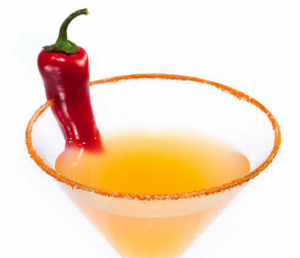 Spicy Sauzaritas