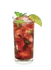 Watermelon & Basil Margarita